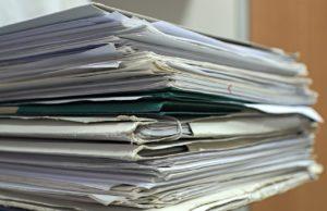 Paper, Invoice